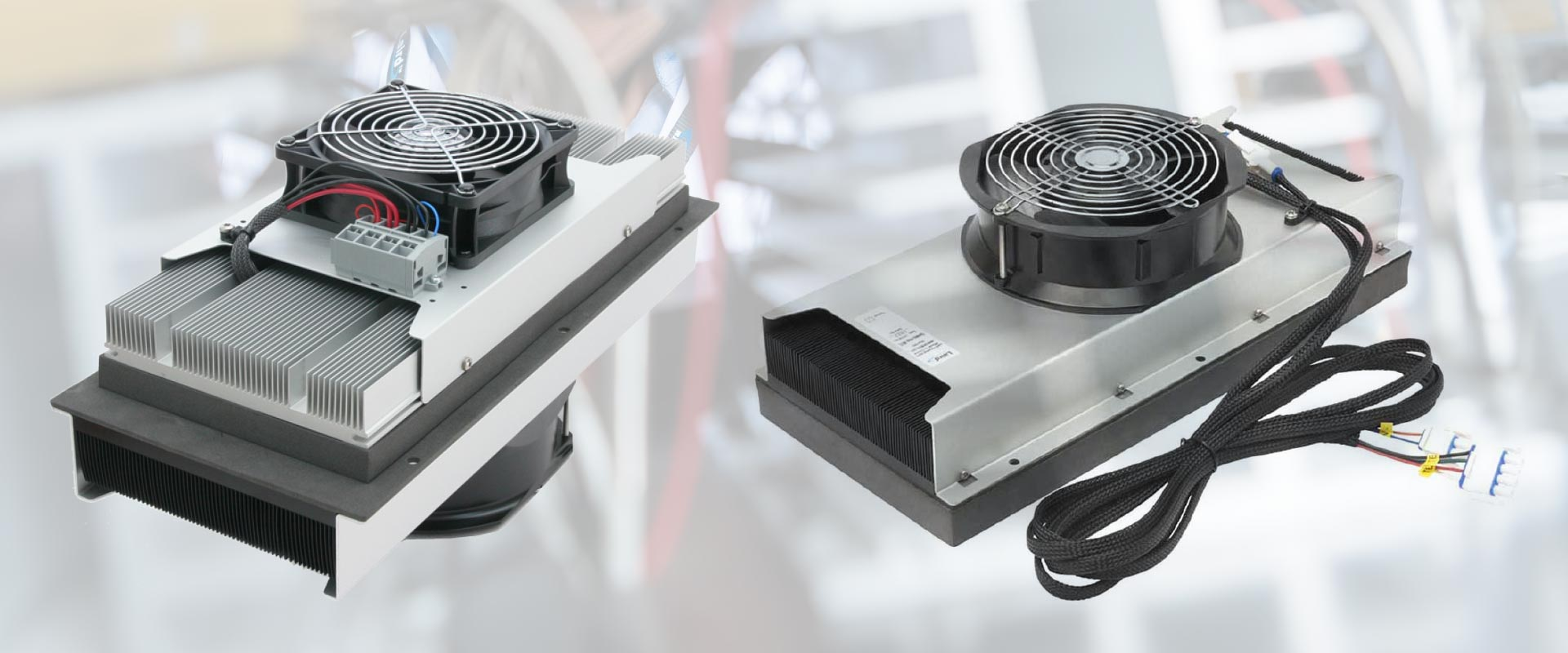 Thermoelectric Assemblies from Deltron AG